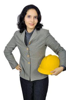 Free Mixed Race Architect Stock Image - 27337561