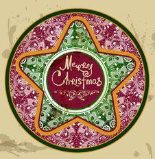 Free Christmas Star. Stock Photos - 27339423