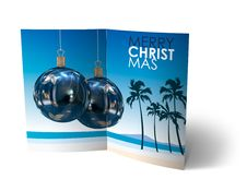Free Christmas Balls Brochure, Card Illustration Stock Images - 27339714