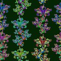 Free Graphic Element. Floral Seamless Texture. Royalty Free Stock Photography - 27341127