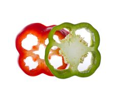 Free Colored Paprika &x28;pepper&x29; Stock Image - 27340811
