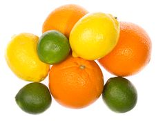 Free Citrus Fruits Royalty Free Stock Images - 27341129