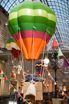 Free Decorative Balloon Stock Photos - 27343293