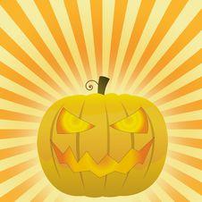 Free Halloween Pumpkin Stock Images - 27345274