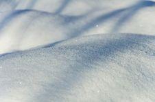Free Snowdrift Stock Image - 27345591