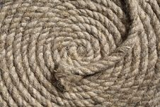 Free Coil Of Rope Stock Image - 27346641