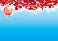 Free Christmas Card With Copy Space For Text Stock Photo - 27347350