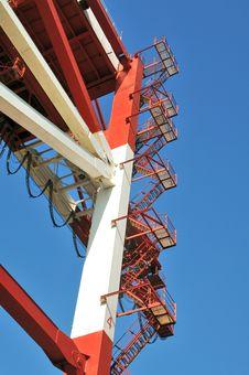 Free Crane Ladder Royalty Free Stock Photo - 27349305