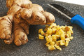 Free Sliced Ginger Stock Photos - 27352743
