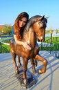 Free Ridding A Horse Stock Photos - 27357613