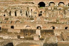 Free Ruins Of The Colosseum Arena, Rome Stock Photos - 27351533