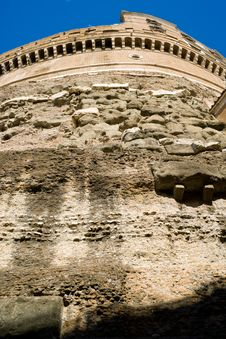 Free Castel Sant Angelo, Rome Stock Image - 27351951