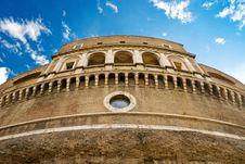 Free Castel Sant Angelo, Rome Royalty Free Stock Photo - 27352335