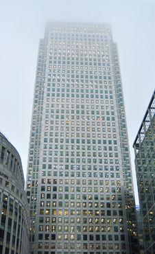 London Business Centre Stock Image
