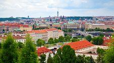 Free The Prague Royalty Free Stock Image - 27355866