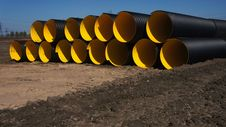 Free Big Pipes, КОРСИС АРМ, Spiral Pipes, SN16 Stock Photos - 27356563