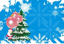 Free Christmas Background Stock Photography - 27357962