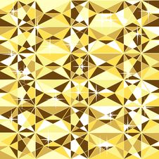 Free Gold Background Royalty Free Stock Images - 27358079