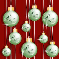 Free Christmas Texture Stock Image - 27358371