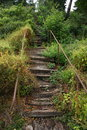 Free Old Stairway Royalty Free Stock Photo - 27365605