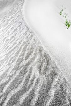 Free Abstract Texture Of Sand Dune In Desert Stock Photos - 27362133