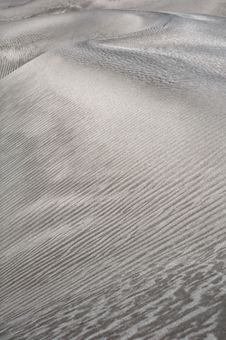 Free Abstract Texture Of Sand Dune Stock Photography - 27362142