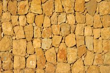 Free Stone Wall Royalty Free Stock Images - 27362779