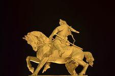 Free Monument To The Bashkir Hero Stock Photo - 27364190