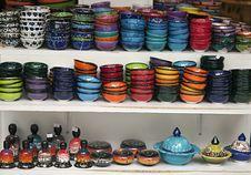 Free Turkish Ceramics Royalty Free Stock Image - 27364216