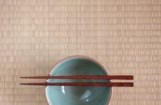 Free Chopsticks In Asian Set Table Stock Photos - 27366503