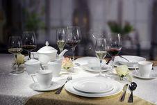 Free Ceramic Tableware Stock Photo - 27367080