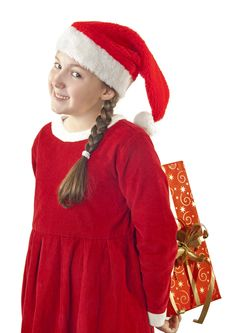Free Christmas Surprise Stock Photography - 27368082