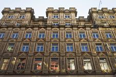 Free Prague Building Royalty Free Stock Photo - 27369315