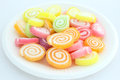 Free Colorful Jelly Candy Stock Photography - 27374232