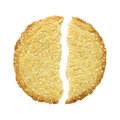 Free Broken Sesame Cookies Royalty Free Stock Photos - 27374268