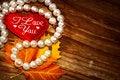 Free Love You... Royalty Free Stock Photos - 27374588