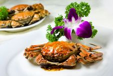 Free Crab Stock Photography - 27370262