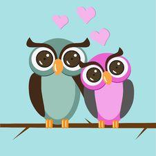 Free Owls Royalty Free Stock Photos - 27371298