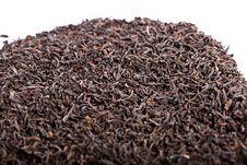 Free Black Tea Loose Dried Tea Leaves Stock Photos - 27371333