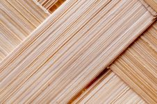 Free Woven Wood Texture Royalty Free Stock Image - 27372346