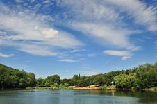 Free Sky Landscape Stock Photography - 27381392