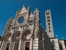 Free Siena-Italy Royalty Free Stock Photography - 27384357