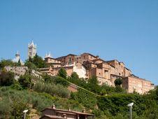 Free Siena-Italy Royalty Free Stock Image - 27384386