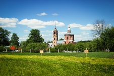 Free Old Church, Golden Ring Of Russia Stock Images - 27385044