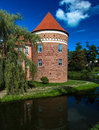 Free Lidzbark Warminski Castle-Tower Stock Photo - 27391150