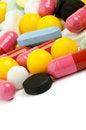 Free Pills Stock Photo - 27398460