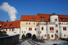 Free Castle Liebenstein Royalty Free Stock Images - 27391149