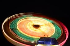 Free Fair Wheel Royalty Free Stock Photos - 27391378
