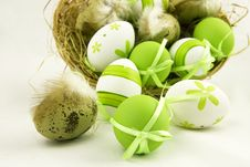 Free Easter Still Life Royalty Free Stock Photos - 27391458