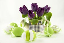 Free Easter Still Life Royalty Free Stock Photo - 27391525